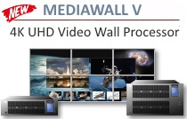 RGB MediaWall V 4K UHD Video Wall Processor