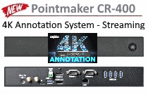 Pointmaker CR-400 Video Marker